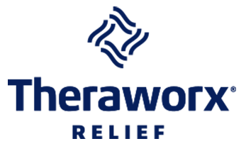 Theraworx Relief Logo