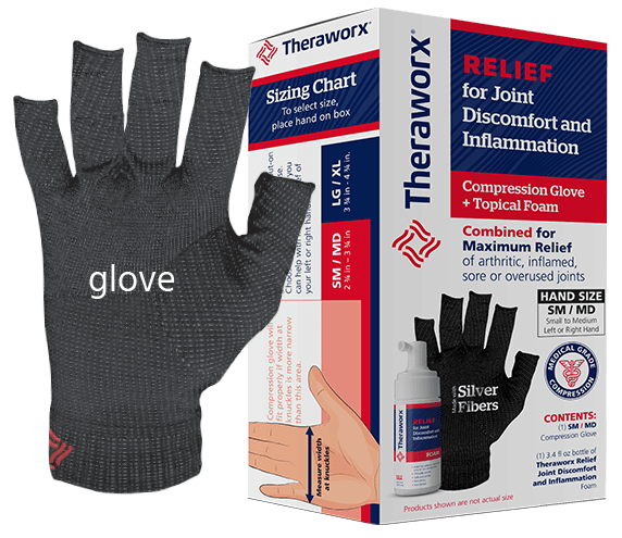Compression Glove
